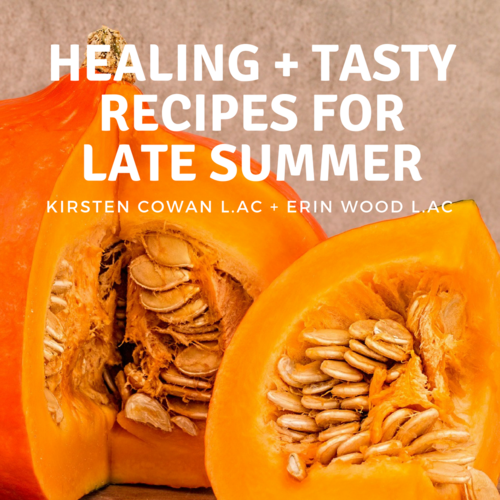 LateSummerRecipes